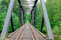Free Railway Trestle Bridge Royalty Free Stock Photos - 21340438