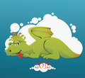 Free Little Dragon Stock Images - 21347294