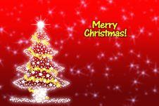 Free Christmas Tree Royalty Free Stock Photo - 21341465