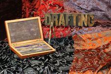 Free Drafting Royalty Free Stock Photos - 21341528