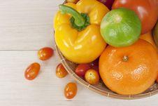 Free Fresh Vegetables Stock Photo - 21344520