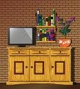 Free Living Room Stock Photo - 21354390