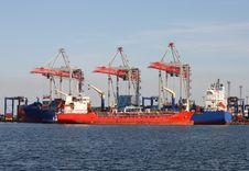 Free Trading Seaport Stock Photos - 21355523