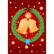 Christmas Bells. Stock Photos