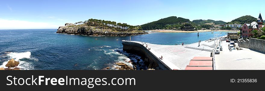 Spanish coast - Near Bilbao