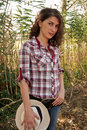 Free Country Girl Stock Photo - 21360150