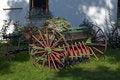 Free Farm Machine Royalty Free Stock Photography - 21369437