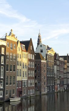 Free Amsterdam Royalty Free Stock Photos - 21361658