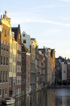 Free Amsterdam Stock Photos - 21361683