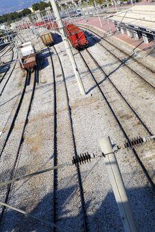 Free Railway Stock Image - 21362211