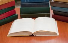 Free Book Stock Photo - 21363370