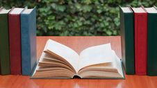 Free Book Stock Photography - 21363382