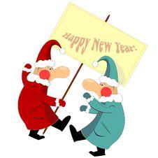 Free Christmas Santa Claus Stock Photo - 21363940