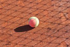 Free Tennis Balls Stock Images - 21366024