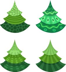 Free Christmas Tree Stock Photo - 21368380