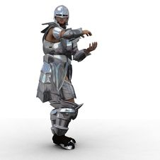 Free Knight Costume Stock Images - 21368564