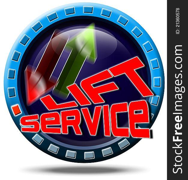 Service lift