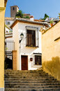 Free Typical Houses In Granada Royalty Free Stock Photos - 21378758