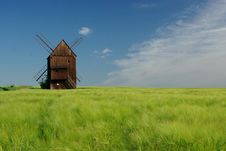 Free Windmill Stock Image - 21370441