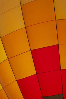 Hot Air Balloon Close Up Stock Photos