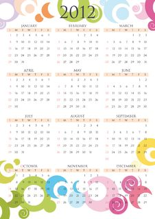 Free Calendar Royalty Free Stock Images - 21374449