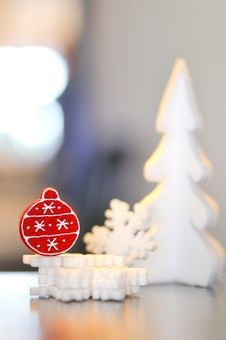 Free Christmas Ornament Royalty Free Stock Image - 21374996