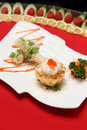 Free A Plate Of Mixed Chinese Delicacies Stock Photo - 21385010