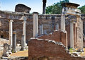 Free Roman Columns Stock Images - 21385054