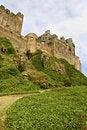 Free Bamburgh Castle Royalty Free Stock Image - 21385666