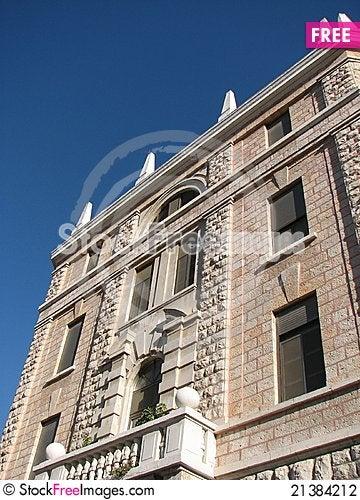 Free Terra Sancta Building Stock Photography - 21384212