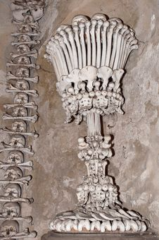 Free Ossuary Royalty Free Stock Images - 21381079