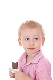 Free Little Boy Stock Image - 21382641