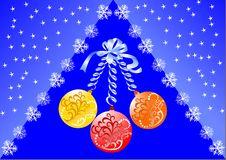 Free Christmas Balls Stock Images - 21383024