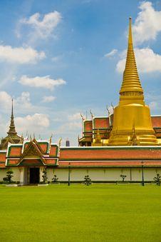 Free Thailand - Bangkok - Temple Stock Photography - 21384652