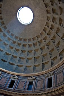 Free Rome Pantheon Stock Images - 21385034