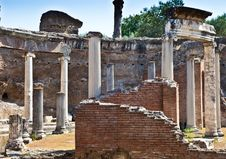 Free Roman Columns Stock Images - 21385054