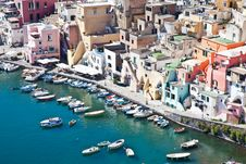 Free Procida View Stock Photography - 21385092