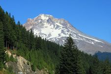 Free Mount Hood Stock Images - 21385854
