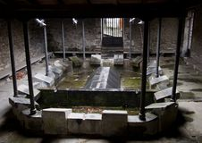Free Ancient Town Cloth Washing Place In Leitza Royalty Free Stock Image - 21387656