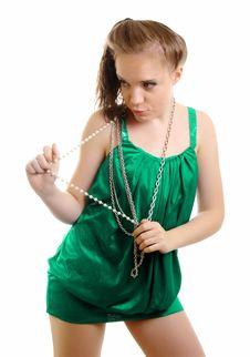 Free Fashion Woman Royalty Free Stock Image - 21389626