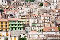 Free Dense Houses In Sicilian Town Royalty Free Stock Photography - 21397267