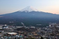 Fuji Mt. Royalty Free Stock Image