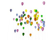 Free Balloons Stock Images - 21391544