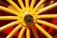 Free Wagonwheel Royalty Free Stock Photo - 21391595