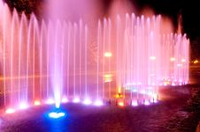 Free Fountain City Stock Photo - 21393730