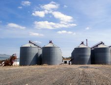 Free Industrial Deposits Stock Images - 21397734