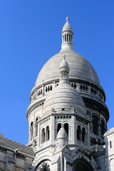 Free Sacre Coeur Stock Photo - 21398600