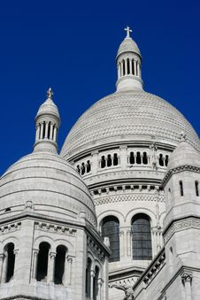 Free Sacre Coeur Stock Images - 21398644