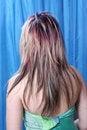 Free Elegance Hair Girl Royalty Free Stock Image - 2145116