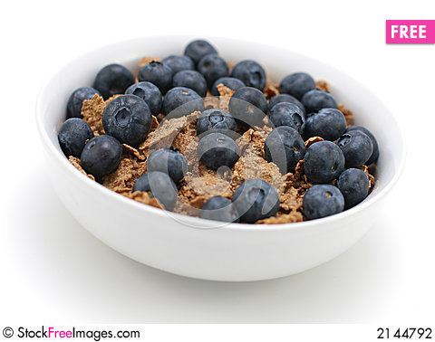 Free Bowl Of Cereal Stock Photography - 2144792